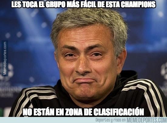 715052 - Mourinho en zona de Europa League