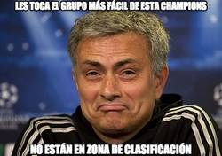 Enlace a Mourinho en zona de Europa League