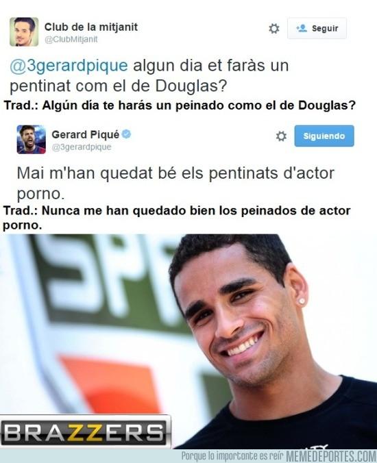 715336 - Faceta que desconocíamos de nuestro gran Douglas
