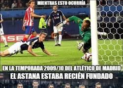 Enlace a Mientras unos ganaban la UEFA otros eran creados
