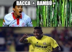 Enlace a El Villarreal jugando con fusiones