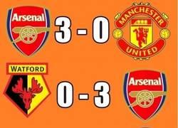 Enlace a El Arsenal está en racha. ¿Seguirá este fin de semana? Aunque veo pocos 4