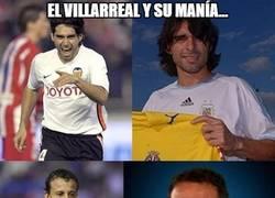 Enlace a Son las costumbres del Villarreal y hay que respetarlas