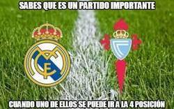 Enlace a Celta y Real Madrid se juegan mucho hoy. ¡Síguelo en MMD Live!