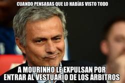 Enlace a Mourinho la sigue liando en Inglaterra