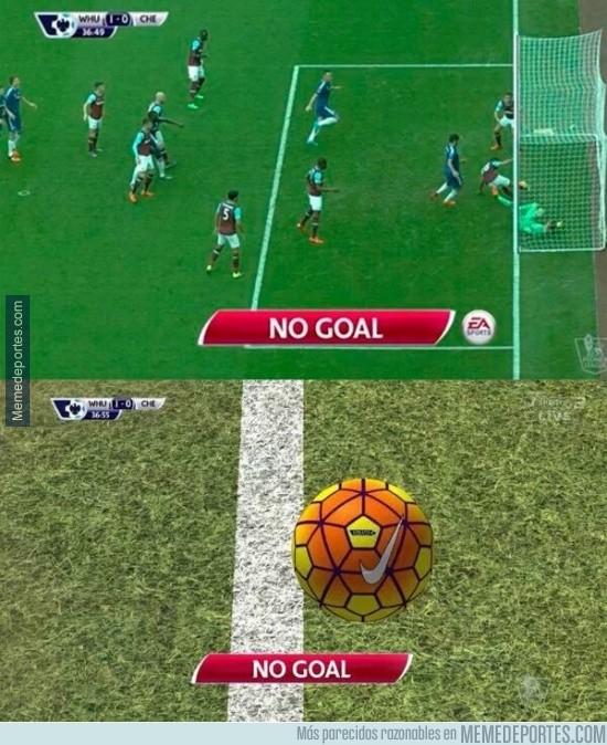 717876 - El gol que no ha subido al marcador gracias a la tecnología