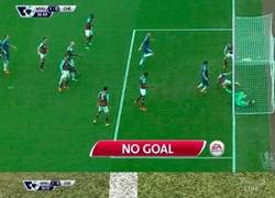 Enlace a El gol que no ha subido al marcador gracias a la tecnología