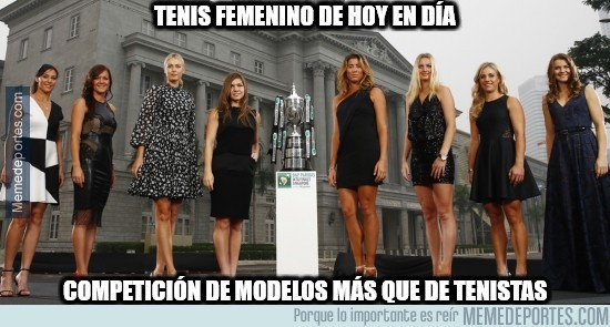 718003 - El tenis femenino ha cambiado mucho