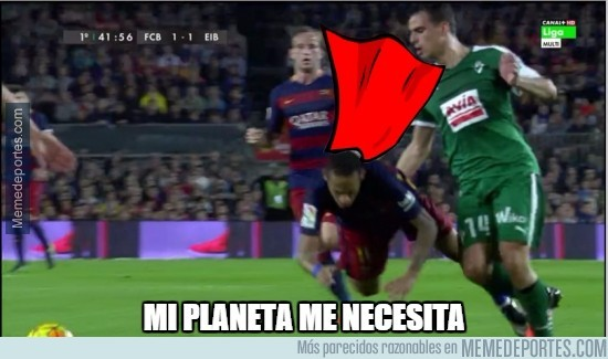 718891 - Mientras tanto, Neymar...