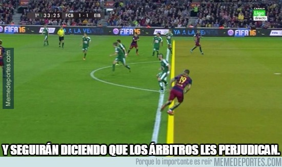 718912 - Claro fuera de juego en el gol de Suárez
