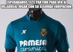 Enlace a Un bajón esto de la equipación del Villarreal