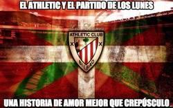 Enlace a El Athletic y el partido de los lunes