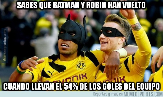 719525 - Sabes que Batman y Robin han vuelto...