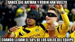 Enlace a Sabes que Batman y Robin han vuelto...