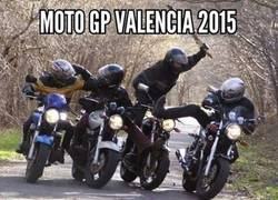 Enlace a Moto GP Valencia 2015. La que se va a liar