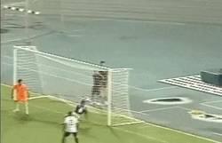 Enlace a GIF: Mágica celebración en un gol en la liga de Venezuela