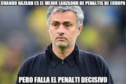 Enlace a Bad luck Mourinho