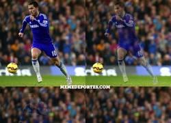 Enlace a Eden Hazard esta temporada