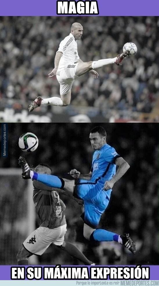 720942 - Vermaelen no tiene nada que envidiar a Zidane
