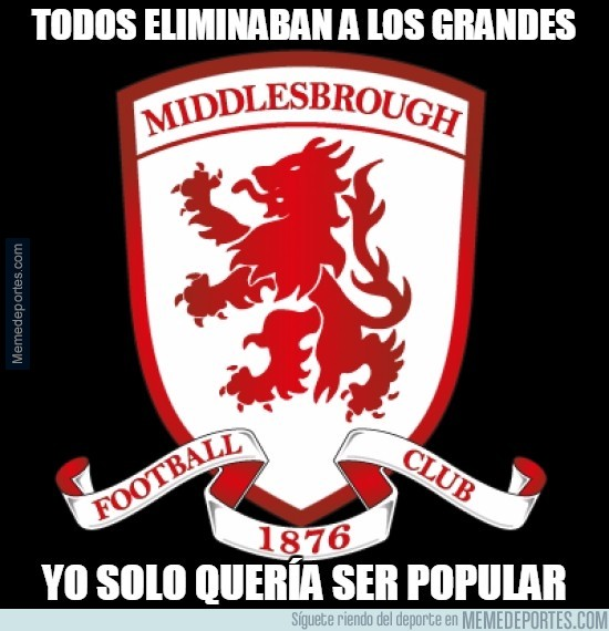 721047 - Enorme el Middlesbrough de Karanka eliminando al United