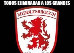 Enlace a Enorme el Middlesbrough de Karanka eliminando al United