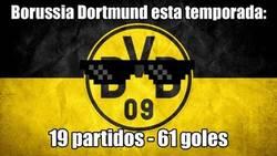 Enlace a Increible lo del Borussia Dortmund