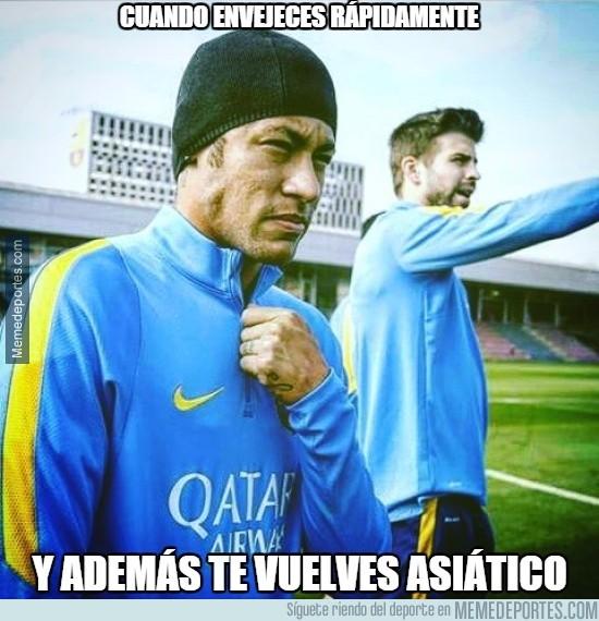 721445 - ¿A quién dirías que se parece Neymar en esta foto?