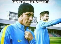 Enlace a ¿A quién dirías que se parece Neymar en esta foto?