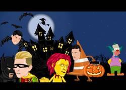 Enlace a ¿De qué se disfrazan los futbolistas en Halloween?