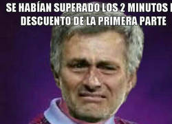 Enlace a Bad luck Mourinho