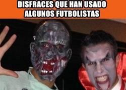Enlace a Luis Suárez no necesita esas tonterías en Halloween