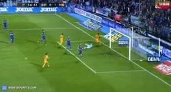 Enlace a GIF: ¡VAYA GOLAZO DEL BARÇA! Grandísima jugada que finaliza Luis Suárez