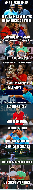 723169 - La mejor final posible en Basilea: Nadal vs Federer