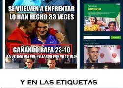 Enlace a El gafe de Memedeportes ataca a Rafa Nadal