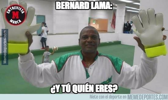 724466 - Bernard Lama:
