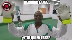 Enlace a Bernard Lama: