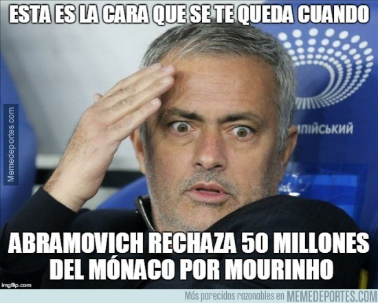 724842 - Locura por Mourinho en el Monaco