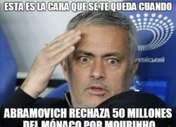 Enlace a Locura por Mourinho en el Monaco