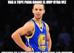 Enlace a Curry on fire