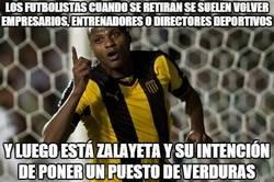 Enlace a Zalayeta es un futbolista diferente