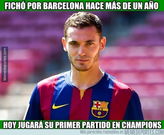 725644 - Hoy inicia su camino en Champions con el Barcelona esta leyenda