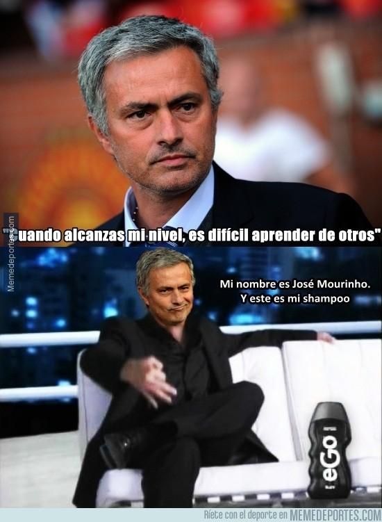 725662 - El ego de Mourinho está por las nubes