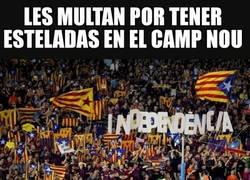 Enlace a El desafío independentista del Camp Nou
