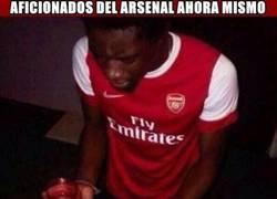 Enlace a Sólo les queda rezar a los del Arsenal