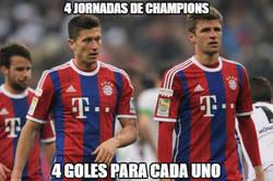Enlace a Menuda dupla tiene el Bayern