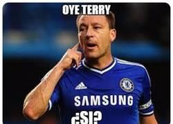 Enlace a Reacción de Terry a la chica del ¡Aupa Athletic!