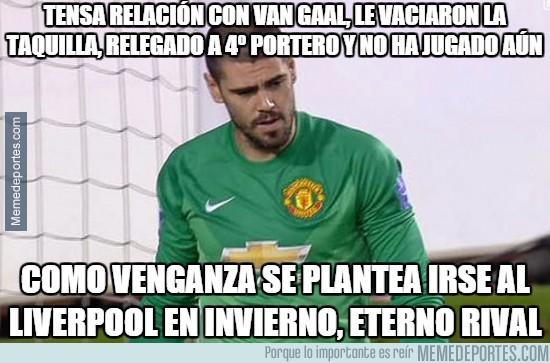 728025 - Valdés planeando su venganza a Van Gaal