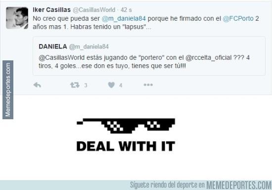 728223 - Zasca de Iker en Twitter