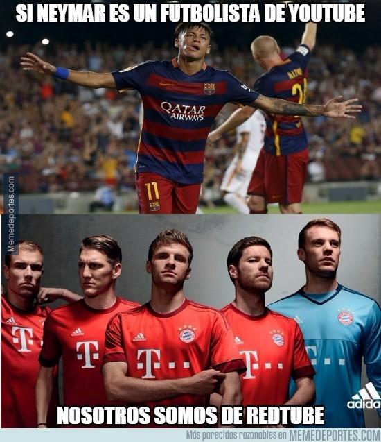 728328 - Diferencias entre Neymar y el Bayern
