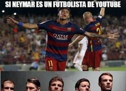 Enlace a Diferencias entre Neymar y el Bayern